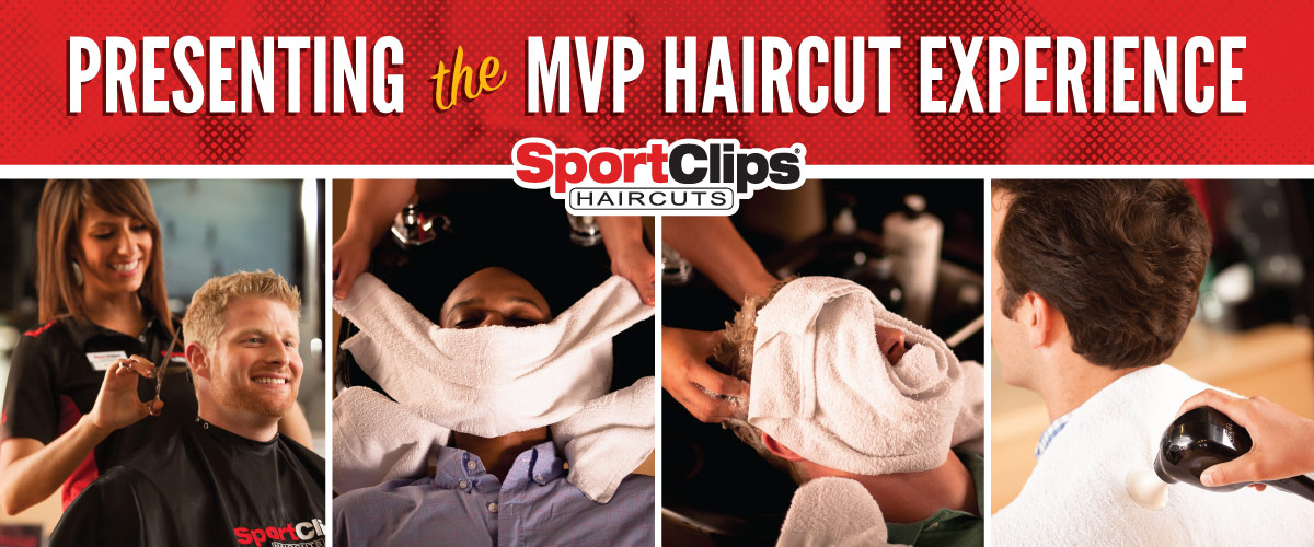 The Sport Clips Haircuts of Littleton - Southbridge Plaza  MVP Haircut Experience